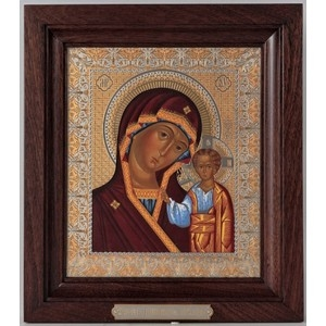 Образ Казанской Пресвятой Богородицы