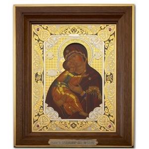 Образ Владимирской Пресвятой Богородицы