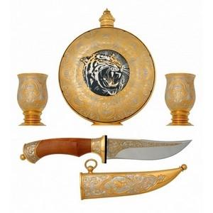 Набор охотничий с ножом