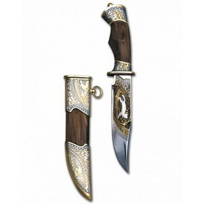 Нож охотничий (арт.nu164)