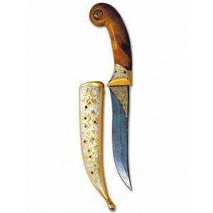 Нож охотничий восточный (арт.nu198)