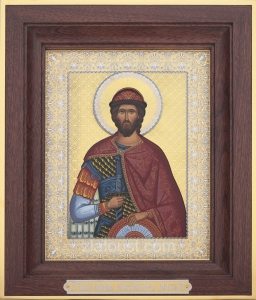Икона Св. Князь Александр Невский