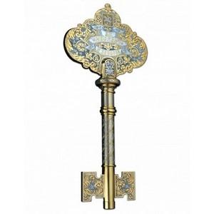 Ключ сувенирный АЗЛК (арт. s312)