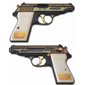 Украшение пистолета Walter (арт. s326)